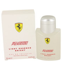 Ferrari Scuderia Light Essence Bright Cologne 2.5 Oz Eau De Toilette Spray image 5