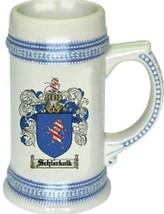 Schierkolk Coat of Arms Stein / Family Crest Tankard Mug - $21.99