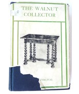 Walnut Collector Percival vintage book English furniture 1927 first ed a... - $22.00