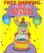 Birthday Wish Personalized Childrens Book Puts ... - $13.95