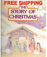 Story of Christmas Personalized Childrens Book ... - $13.95