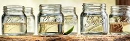 HOME ESSENTIALS MASON JAR SHOTS SET OF SIX 2.4 ounces - $14.36