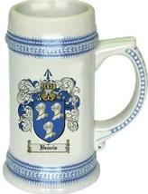 Beavis Coat of Arms Stein / Family Crest Tankard Mug - $21.99