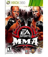 EA SPORTS MMA X Box 360 Video Game Box + Instructions - $8.99