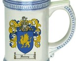Hanvey coat of arms thumb155 crop