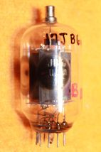 Vintage Radio Vacuum Tube (one): 17JB6A - Tested Good - $2.89