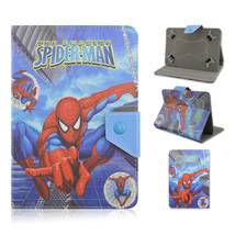 The Amazing Spiderman Leather Case for 7