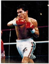 Julio Cesar Chavez Champion Vintage 11X14  Color Boxing Memorabilia Photo - $14.95