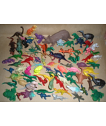 Dinosaurs - (Large Lot of 82 Dinosaurs) - $8.90
