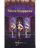 STEVE WYNN's  SHOW STOPPERS Show WYNN Las Vegas Program Guide - $4.95