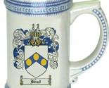 Brad coat of arms thumb155 crop