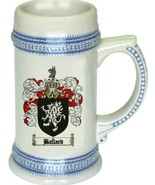 Ballard Coat of Arms Stein / Family Crest Tankard Mug - $21.99