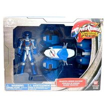 Bandai Year 2006 Power Rangers Operation Overdrive Series 7 Inch Long Ve... - $54.99