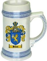 Kraus Coat of Arms Stein / Family Crest Tankard Mug - $21.99