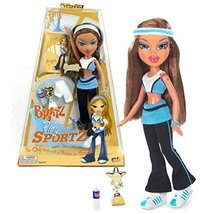 Bratz MGA Entertainment Play Sportz Series 10 Inch Doll - Yasmin in Fitness Outf - $44.99