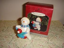 Hallmark 1998 Fancy Footwork Ornament - $9.59