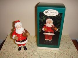 Hallmark 1996 Santa Collectors Club Ornament - $7.99