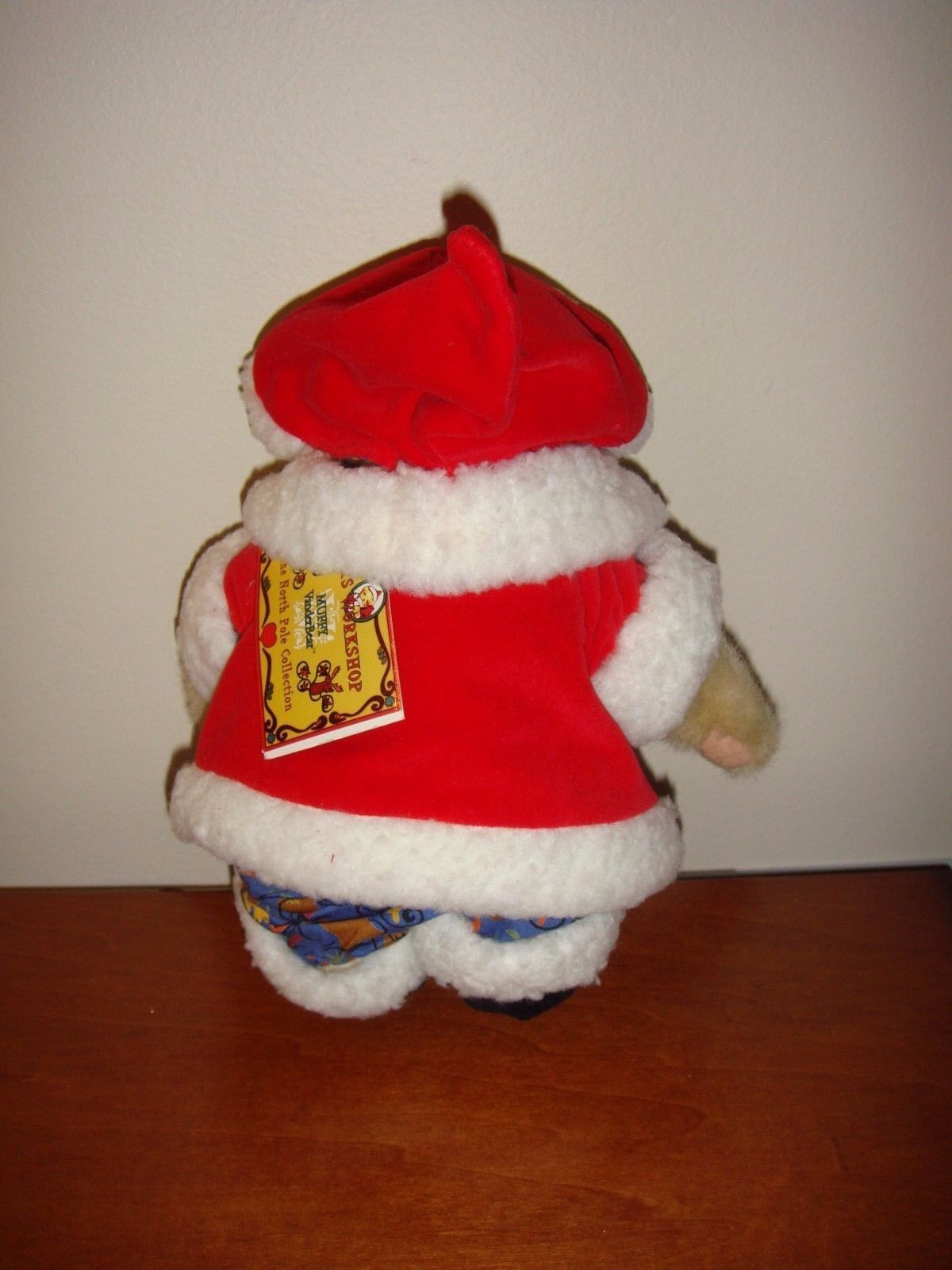 Muffy VanderBear Santa's Workshop North Pole Collection Outfit w// tags