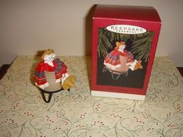 Hallmark 1996 Feliz Navidad Ornament - $10.49