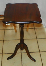 Cherry Lamp Table / Plant Stand  (T332) - $249.00