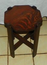Quartersawn Oak Mission Plant Stand / Side Table - $249.00