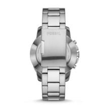 New Fossil  Q Grant Gen3 Men's Stainless Steel 44mm Hybrid Smart Watch M... - $139.20