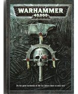 Rulebook Warhammer 40000, 5th edition [Hardcover] - $4.94