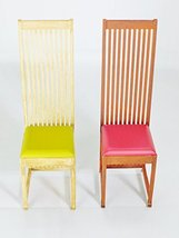 reina Design Interior Collection 1/12 Designers Chairs Vol 6 No.4 Hill House ... - $79.99