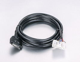 APS AUX INPUT ADAPTER CABLE FOR TOYOTA SCION FACTORY OEM PT546-21062 iPO... - $11.37