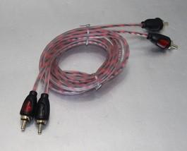 Aps Super Soft Gold Plated Rca Cable Ofc Car Audio Cable 200CM RCA066-2.0M - $8.59