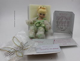 "Marie Osmond Disney ""Tinker Bell"" Tiny Tot Doll #606  W/COA and box - $100.00"