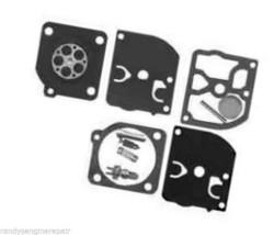 Zama carburetor repair kit mcculloch EAGER BEAVER 2010 2012 2014 2016 chainsaw - $16.40