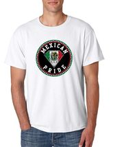 Mexican Pride Men's Tee Shirt Country Pride Shirt - $17.00