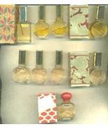 Avon Perfume Lot - $21.86