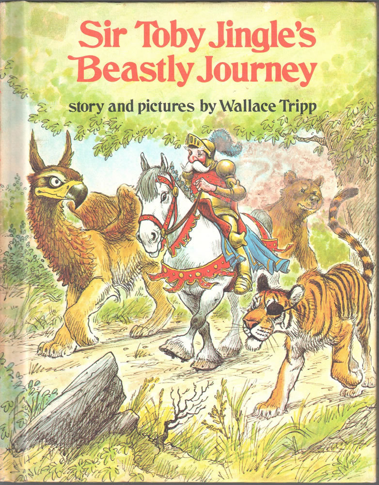 Primary image for Sir Toby Jingle's Beastly Journey - Story and Pictures by Wallace Tripp