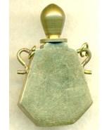 Brass Potion Bottle Pendant - $10.37
