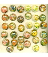 Acrylic Victorian Style Cabs Lot - $9.99