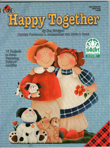 Plaid's Happy Together Charming Childrens Furniture 2 Paint + Patterns - $6.35