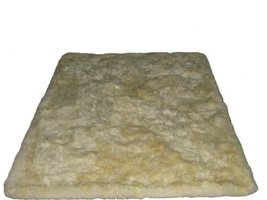 Alpakaandmore Original Andean Babyalpaca Fur Rug Natural Color Handmade (200 ... - $1,210.57