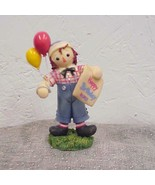 "Raggedy Ann's Andy ""Happiness is a Birthday Shared with You"" (retired)..... - $23.36"