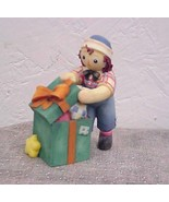 """Raggedy Ann's Andy """"Birthdays Are Full of Surprises"""" (retired)....Enesco... - $14.01"""