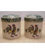 Country Rooster Salt and Pepper Shakers /Set - $9.50