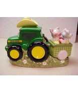 John Deere Kids Johnny Tractor Covered Box ENESCO - $18.69