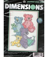 Dimensions STORY TIME Counted Cross Stitch Kit - $6.35