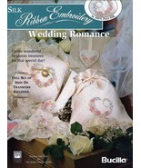 Silk Ribbon Embroidery Wedding Romance - $5.90