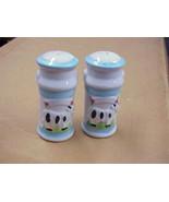 Novelty Milk Bottles Salt and Pepper Shakers - $5.89