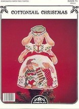 4 Christmas Fun Cross Stitch Patterns 4~Astor Place - $11.29