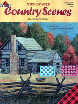 COUNTRY SCENES to Paint + Patterns * - $5.90