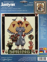 Janlynn Spring Angel Counted Cross Stitch Kit #83205 - $13.99