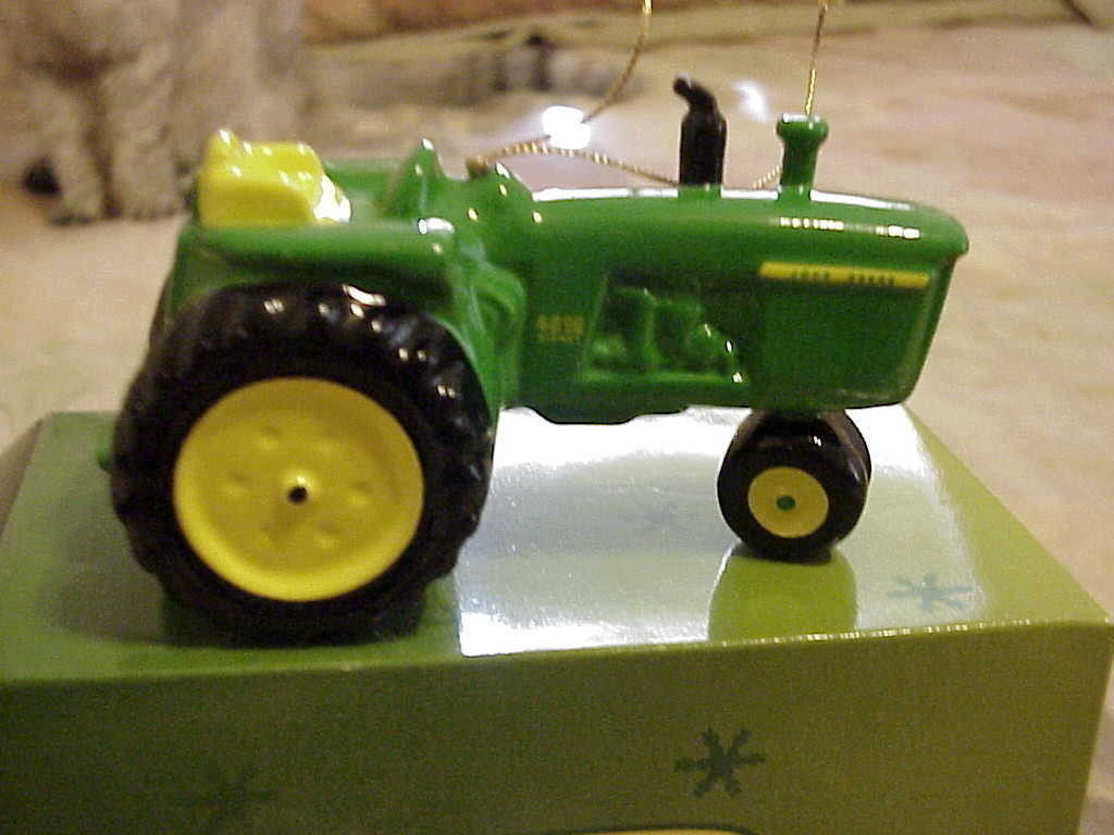 John Deere 4010 Tractor Hanging Ornament and 14 similar items